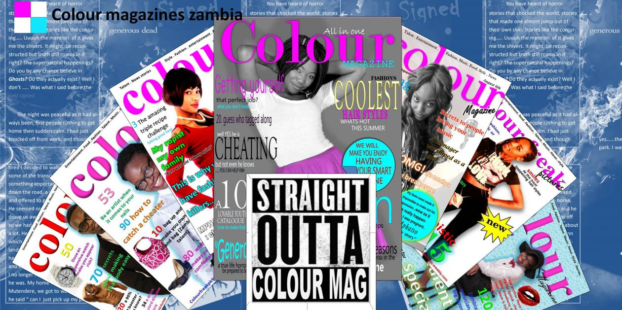 colour magazines zambia
